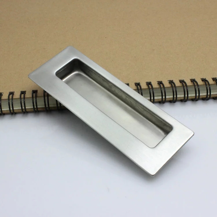 Concealed Flush Pull , Recessed Cabinet Handle