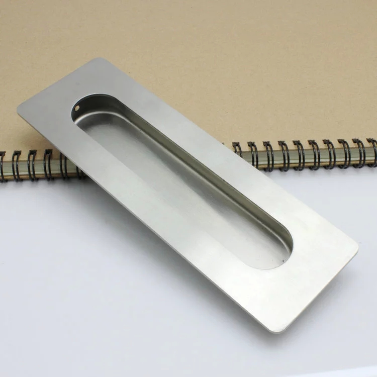 china manufacturer recessed flush pull handle