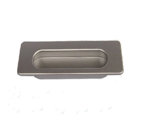 plastic recessed handles
