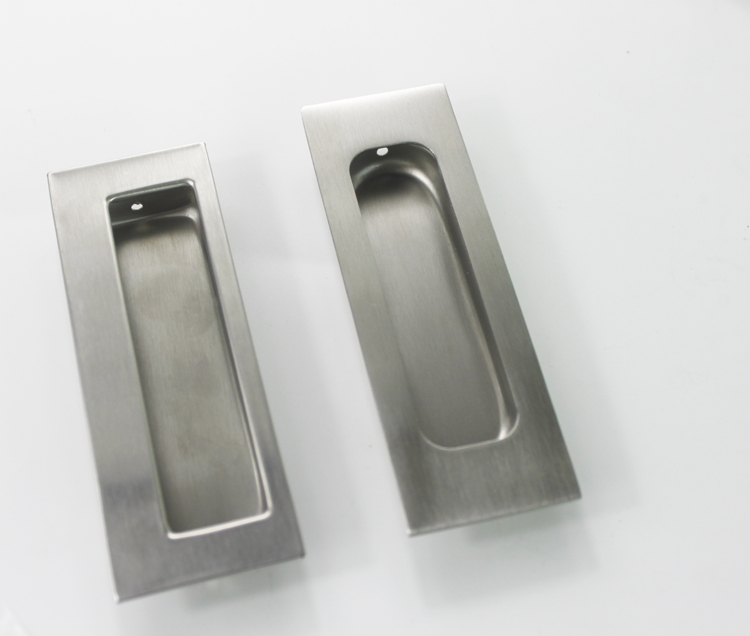 China Manufacturer Recessed Flush Pull Handle Recessed