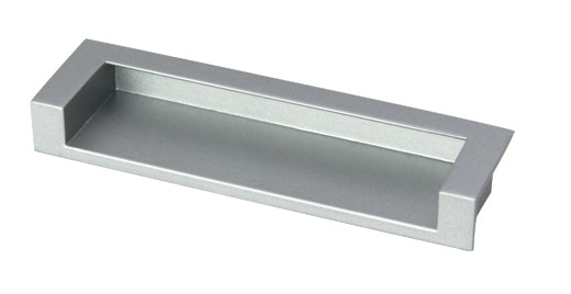 zinc alloy recessed handle