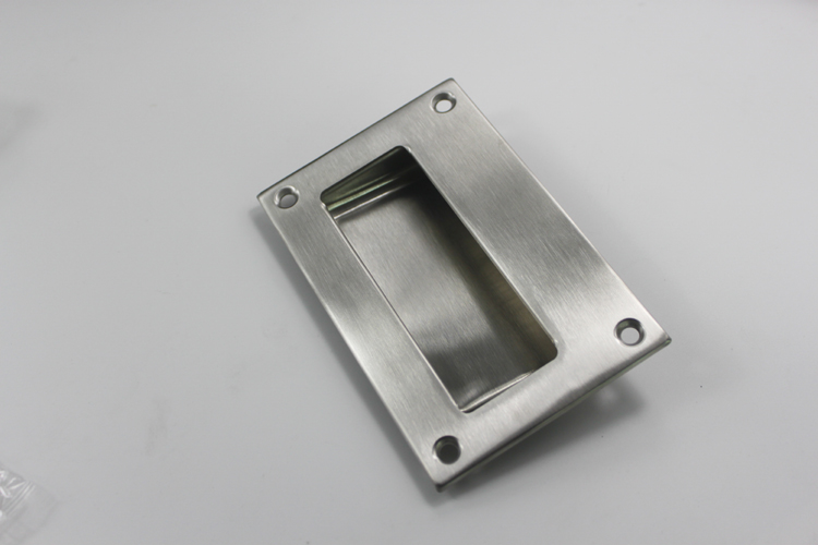 304 Stainless steel recessed handle
