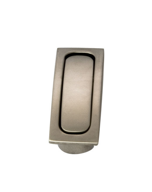 zinc alloy hidden handle