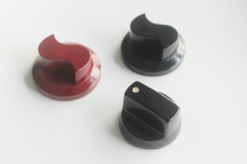 plastic bakelite gas knob