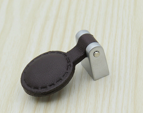 leather handle and knobs form professional manufacturer