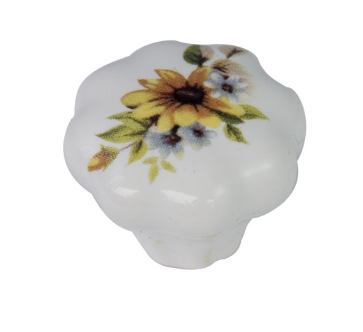 fashionable China ceramic cabinet knob