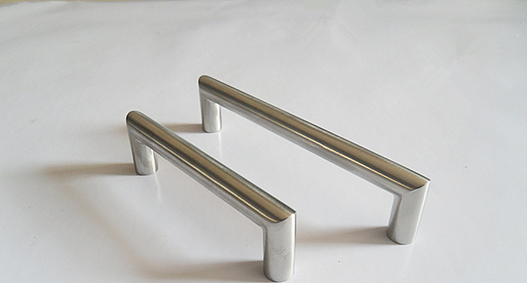 hollow stainless steel round handle