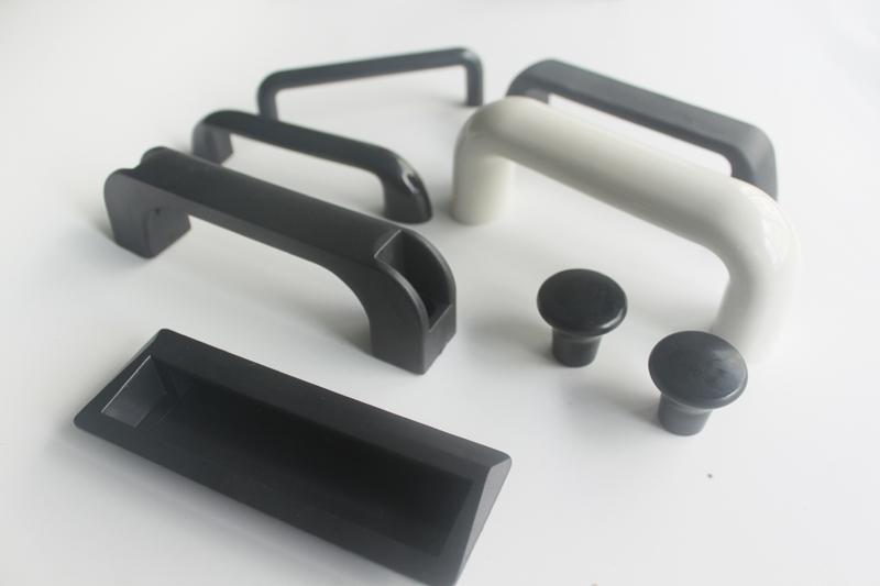 Oem Injection Molded Plastic Knob Plastic Handles