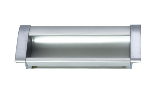 aluminium hidden kitchen cabinet drawer handle