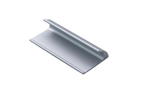 Aluminium tab pull
