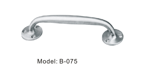 OEM Aluminium die casting door handle