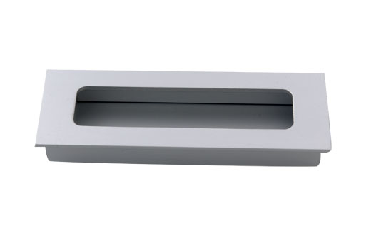 aluminum kitchen cabinet concealed door handles