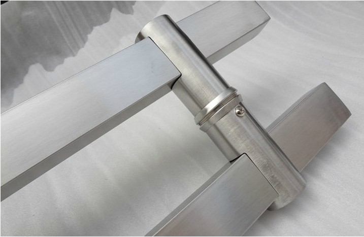 bathroom shower door handles