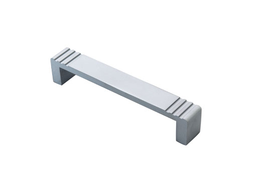 aluminium wardrobe handle