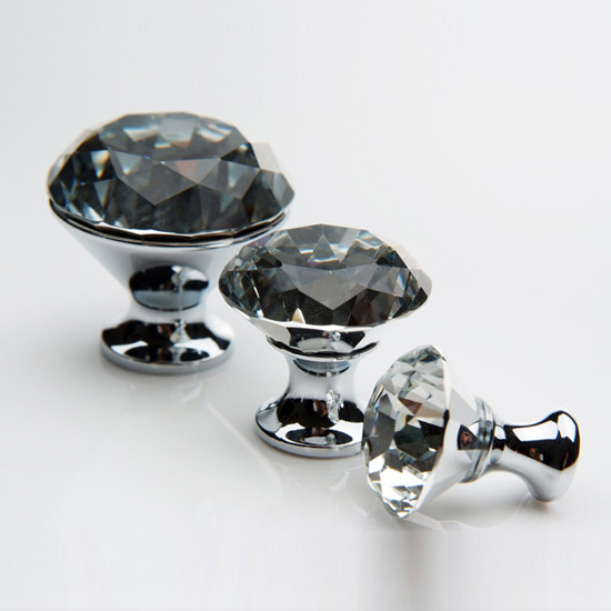 Design Crystal Door Knobs