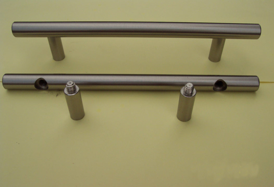 Modern stainless steel t handle