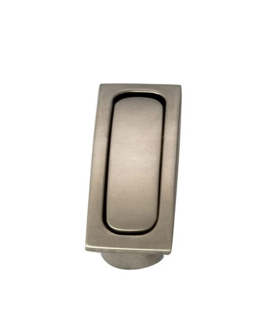 recessed drawer pulls