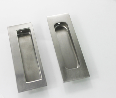 flush pull door handles