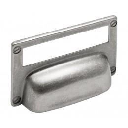 Ancient silver furniture drop hardware handles