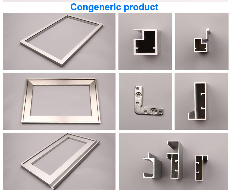 Cnc Anodized Aluminium Drawer Handle Profile Factory