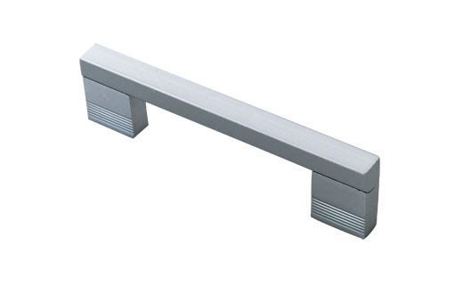 Fancy aluminium kitchen cupboard door handles