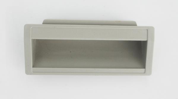 recessed handle series flush mount door pulls closet rectangular plastic for ste